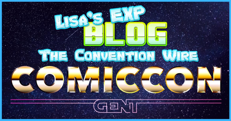 Comic Con gent 2019 Spring Lisa's Adventure
