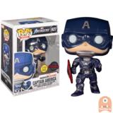 POP! Games Captain America GITD #627 Marvel's Avengers GameVerse - Excl._