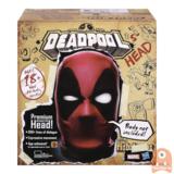 Marvel Legends Series: Marvel Legends Interactive Electronic Deadpool's Head_