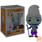 POP! Animation Whis GITD #317 Dragonball Super - Exclusive_