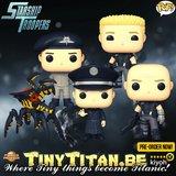Funko POP! Bundle of 5 - Starship Troopers Pre-Order _