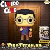 Funko POP! Bundle of 4 - Clue / Cluedo Pre-Order _