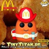 Funko POP! Ad Icons McDonald's - Bundle of 7 Pre-Order _