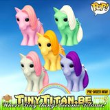 Funko POP! Retro Toys My Little Pony - Bundle of 5 - Pre-Order _