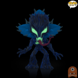 Funko POP! & TEE BOX Venomized Groot GITD Exclusive - Large_