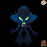 Funko POP! & TEE BOX Venomized Groot GITD Exclusive - X-Large_
