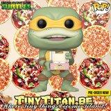 Funko POP! Bundle of 7 - Teenage Mutant Ninja Turtles Movie Pre-order_