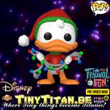 FUNKO POP! Disney Bundle of 4 - Holiday Pre-Order_