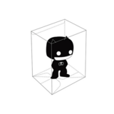 20 Ultimate Guard Funko POP Protectors_