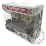 5 PPJoe 2 Pack (Double) Funko Pop Protector_