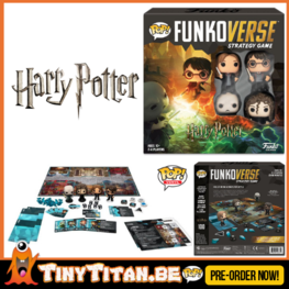 FunkoVerse Harry Potter Strategy Game Base Set PRE-ORDER (ENG)