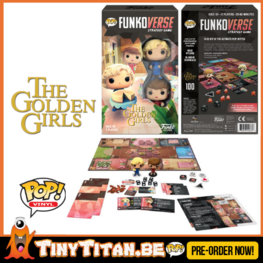 FunkoVerse The Golden Girls Strategy Game Expandalone PRE-ORDER (ENG)