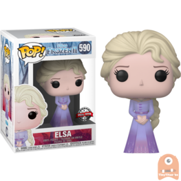 POP! Disney Elsa Intro Exclusive #590  Frozen II