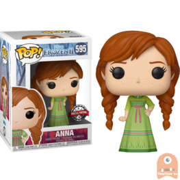 POP! Disney Anna Nightgown Exclusive #595 Frozen II
