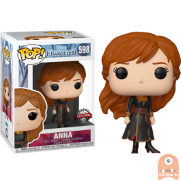 POP! Disney Anna Travelling Exclusive #598 Frozen II