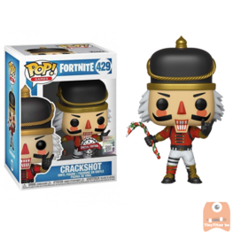 POP! Games Crackshot Exclusive #429 Fortnite