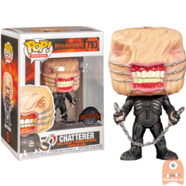 POP! Movies Chatterer Exclusive #793 Hellraiser III