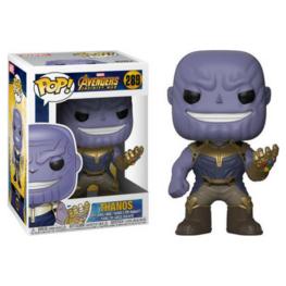 Marvel Thanos #289 Avengers Infinity War