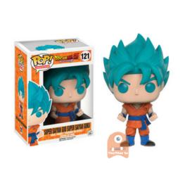 Animation Super Saiyan God Super Saiyan Goku #121 Dragonball Super