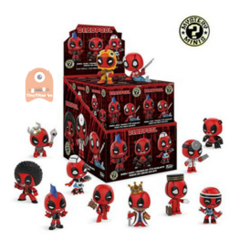 Mystery Mini Blind Box Marvel Comics - Deadpool