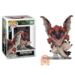 Games Rathalos #293 Monster Hunter