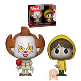 Vynl. Pennywise + Georgie