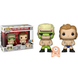 Sports Sting & Lex Luger 2-Pack