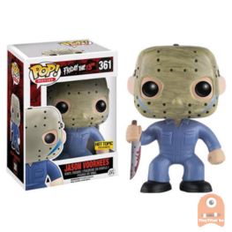 POP! Movies Jason Voorhees - Part V - Blue #361 Friday the 13th