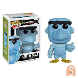 POP! The Muppets Sam The Eagle #09