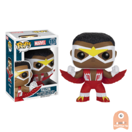 POP! Marvel Falcon #151 Vaulted