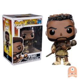 POP! Marvel M'Baku #388 Black Panther