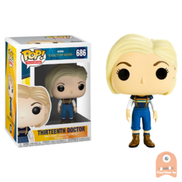 POP! Television Thirteenth Doctor #686 Doctor Who