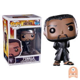 POP! Marvel T'Challa - Black Robe #351 Black Panther