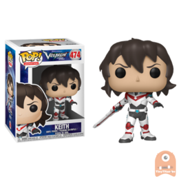 POP! Animation Keith #474 Voltron Legendary Defender