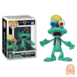 POP! Games Goofy Monster's Inc. #409 Kingdom Hearts 3