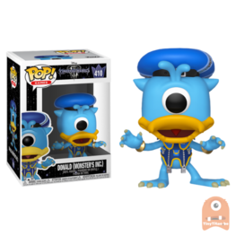 POP! Games Donald Monster's Inc. #410 Kingdom Hearts 3