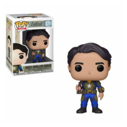 POP! Games Vault Dweller Male #371 Fallout