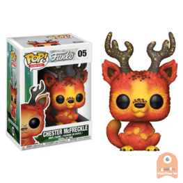 POP! Miscellaneous Chester McFreckle #05 Funko Monsters