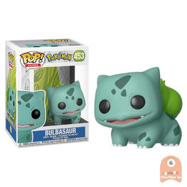 POP! Games Bulbasaur #453 Pokemon