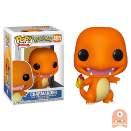 POP! Games Charmander #455 Pokemon