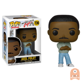 POP! Movies Axel FOley #736 Beverly Hills Cop