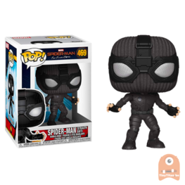 POP! Marvel Spider-Man Stealth Suit #469 Spider-Man Far From Home
