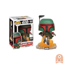 POP! Star Wars Boba Fett Action Pose #102