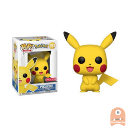 POP! Games Pikachu #353 Pokemon Excl