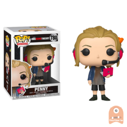 POP! Television Penny game outfit #780 The Big Bang Theory