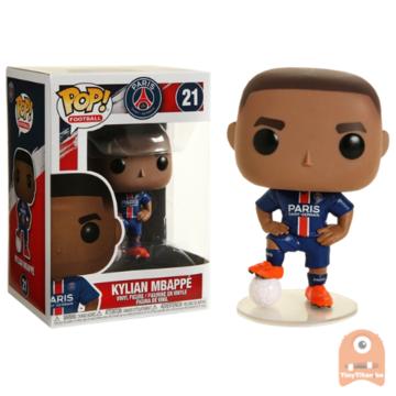 POP! Sports Kylian Mpappé #21 PSG