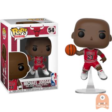 POP! Sports Michael Jordan Slam Dunk - Chicago Bulls #54 NBA