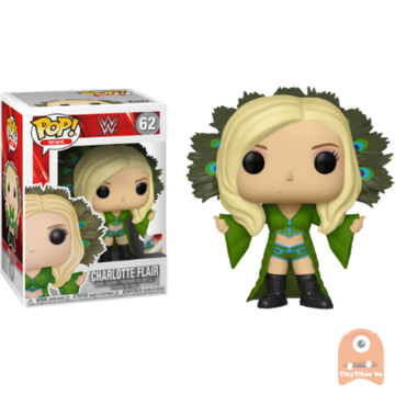 POP! Sports Charlotte Flair #62 WWE