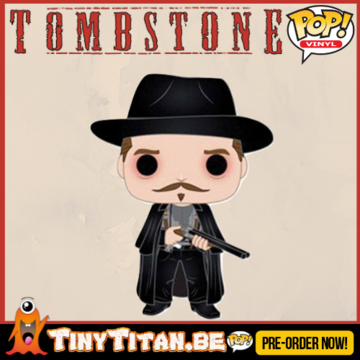Funko POP! Doc Holliday - Tombstone PRE-ORDER