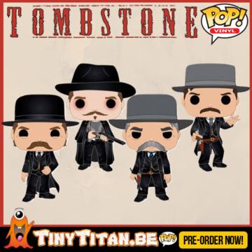 Funko POP! Bundle of 4 - Tombstone PRE-ORDER